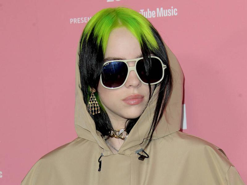 Billie Eilish shares emotional montage as she celebrates her 18th birthday