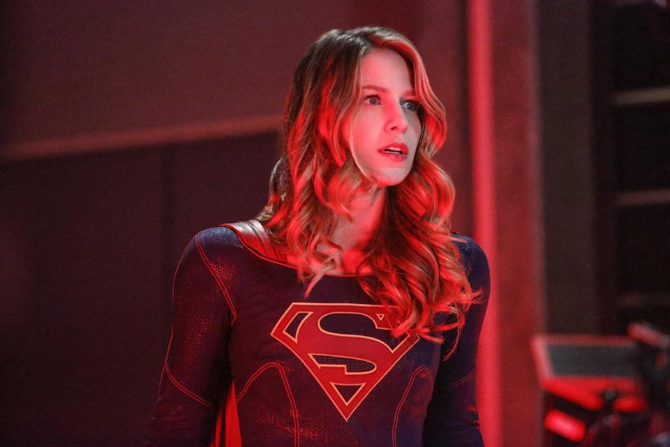 """<p><strong>Supergirl</strong> is the rare superhero series that focuses on hope. As Supergirl, Melissa Benoist imbues Kara with a sense of wonder and optimism that is uplifting without being cloying. If you're looking for a hero who still believes in the goodness of people, then Kara Danvers is here for you. </p> <p>Watch <a href=""""https://www.netflix.com/title/80065386"""" class=""""link rapid-noclick-resp"""" rel=""""nofollow noopener"""" target=""""_blank"""" data-ylk=""""slk:Supergirl""""><strong>Supergirl</strong></a> on Netflix now.</p>"""
