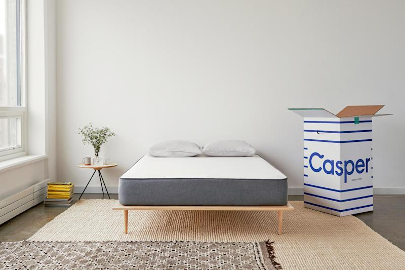 Casper was one of the first companies to reimagine the way people buy beds: Casper