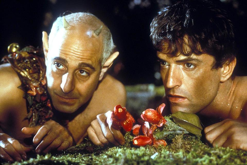 <p>Every great actor has some Shakespeare under their belt, and Tucci is no exception. In 1999 he starred in an adaptation of <em>A Midsummer Night's Dream </em>as the mischievous fairy Puck.</p>