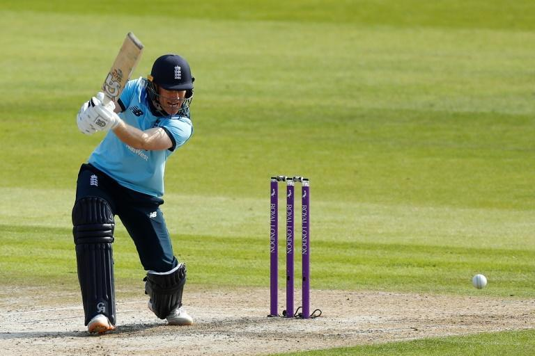 England's World Cup-winning captain Eoin Morgan could lead the side in South Africa