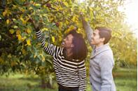"""<p>When it comes to celebrating the fall season, you might be quick to <a href=""""https://www.goodhousekeeping.com/clothing/g27816744/best-fall-dresses/"""" rel=""""nofollow noopener"""" target=""""_blank"""" data-ylk=""""slk:switch up your wardrobe"""" class=""""link rapid-noclick-resp"""">switch up your wardrobe</a>, go on a leaf-peeping trip or <a href=""""https://www.goodhousekeeping.com/home/decorating-ideas/g33418751/fall-mantel-decor-ideas/"""" rel=""""nofollow noopener"""" target=""""_blank"""" data-ylk=""""slk:transition your home's decor"""" class=""""link rapid-noclick-resp"""">transition your home's decor</a>. While these are all fun ways to take advantage of the cooler temps, autumn is also a great opportunity to strengthen the bond you share with your significant other. Whether you're just getting to know each other or have been together for years, there are tons of fall activities to reconnect and reignite the spark in your relationship. </p><p>Luckily, we've gathered 40 romantic fall date ideas to make planning a breeze for you. There are a slew of options for active couples, pointers for those who enjoy DIY projects as well as options for <a href=""""https://www.goodhousekeeping.com/life/parenting/g27287900/best-camping-games-activities/"""" rel=""""nofollow noopener"""" target=""""_blank"""" data-ylk=""""slk:exploring the great outdoors"""" class=""""link rapid-noclick-resp"""">exploring the great outdoors</a>. All you have to do is pick a date and mark your calendar. <br></p>"""
