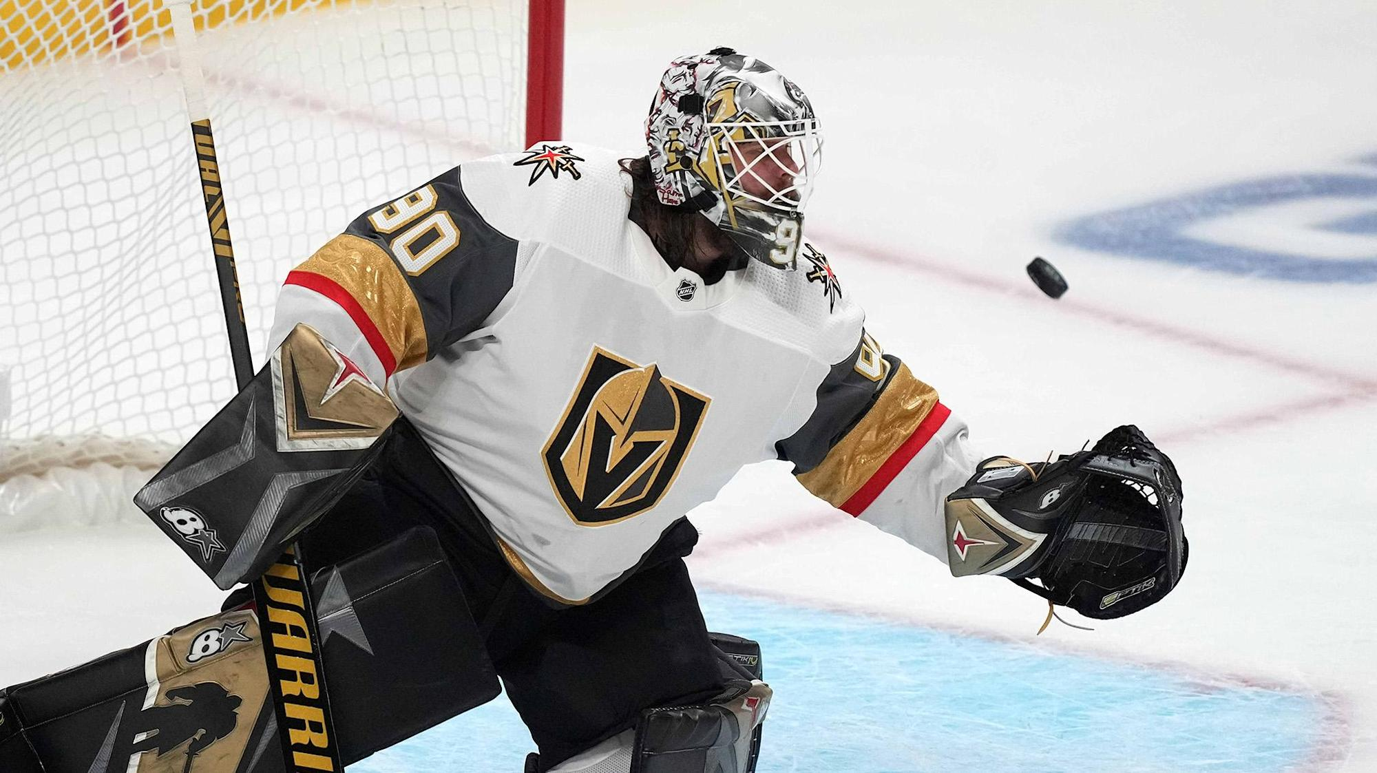 Vegas extends win streak to five games