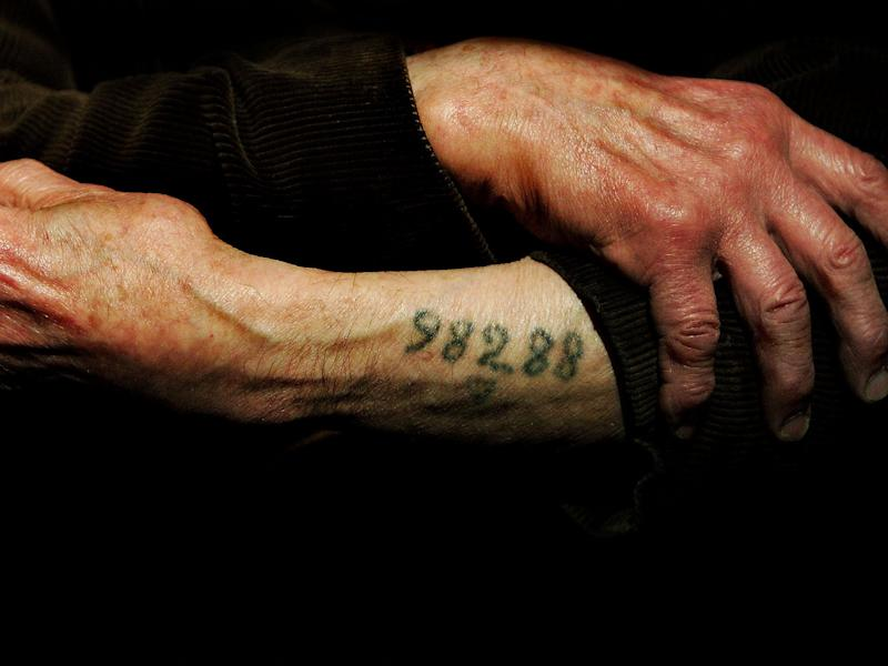 There are approximately 500,000 Holocaust survivors alive today and up to half are estimated to live in poverty: Ian Waldie/Getty Images