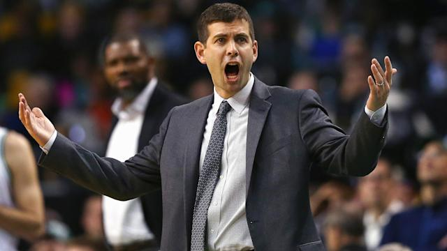 Stevens again is on record saying he plans to stay in the NBA.