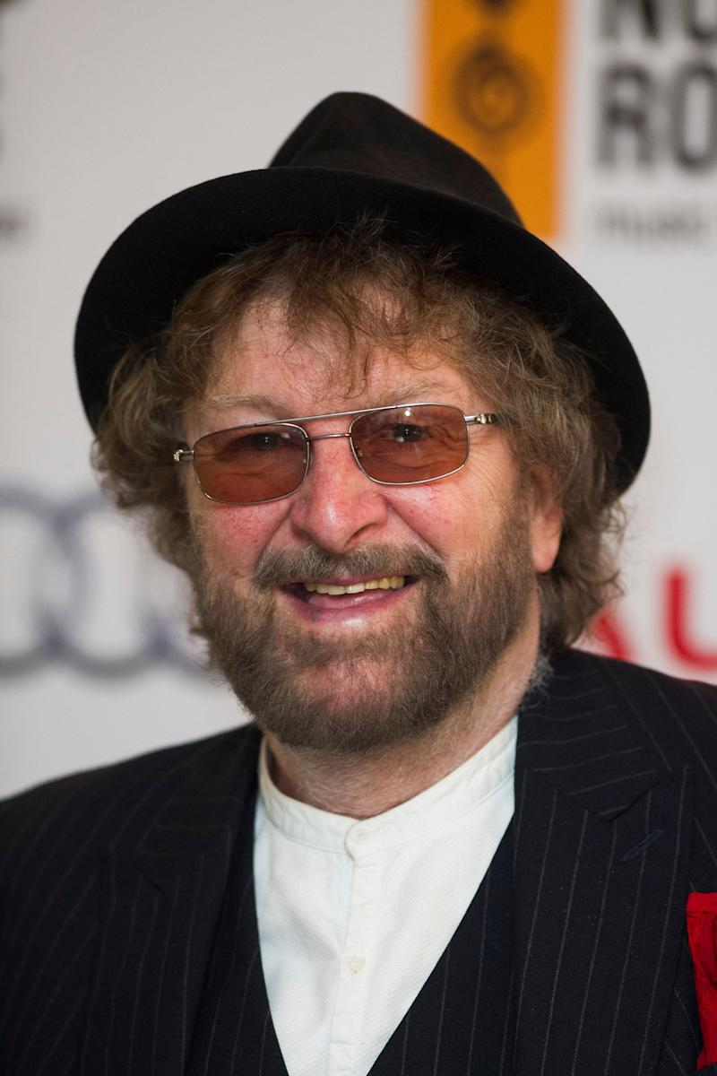 Chas Hodges (1943-2018) (Photo: Empics Entertainment)