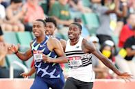 Trayvon Bromell has found top speed again after an injury-plagued career