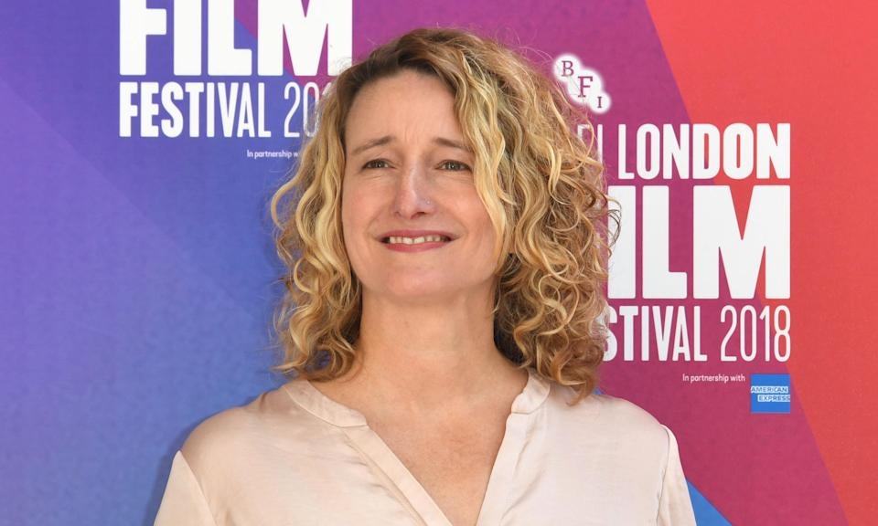Tricia Tuttle of the London film festival.