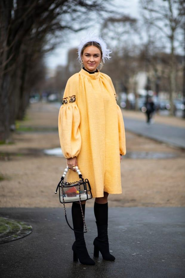 724968bed9e9 The Best Street Style Looks From Paris Fashion Week Fall 2019