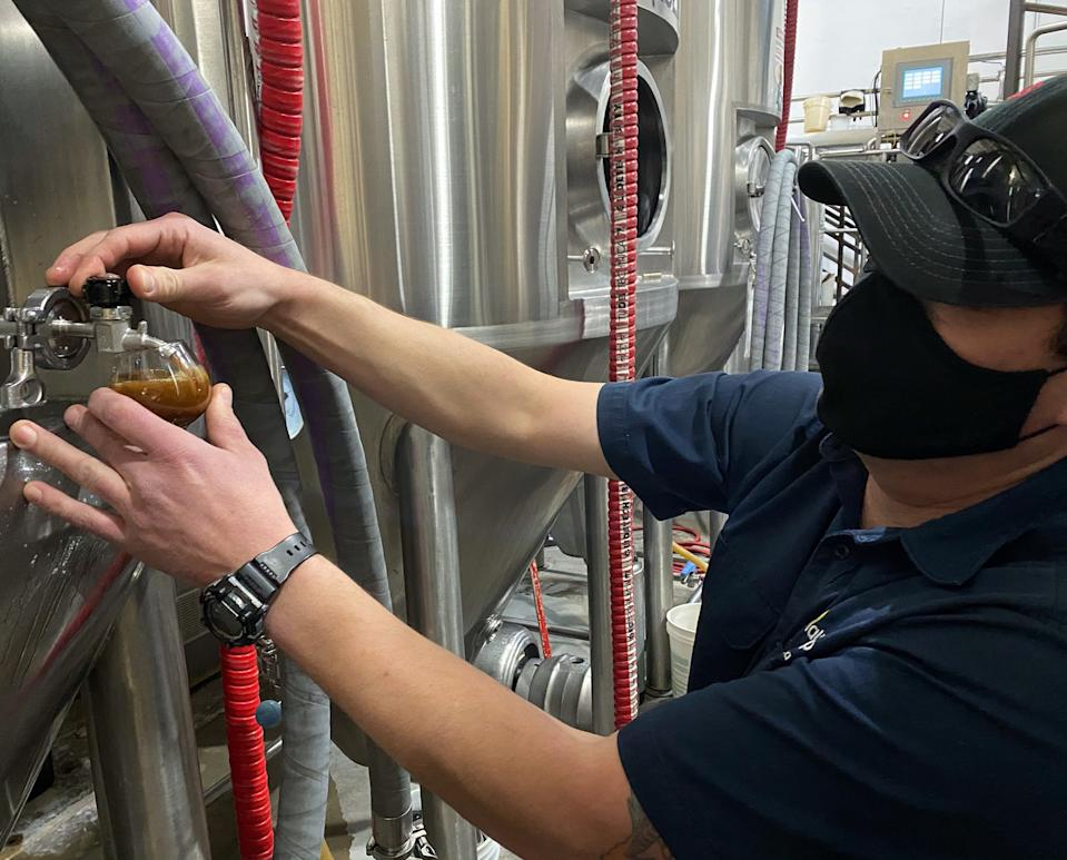 Breweries say an upcoming tax increase could hurt an industry already struggling in the pandemic.