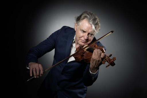 <p>French jazz violinist Didier Lockwood dies aged 62</p>
