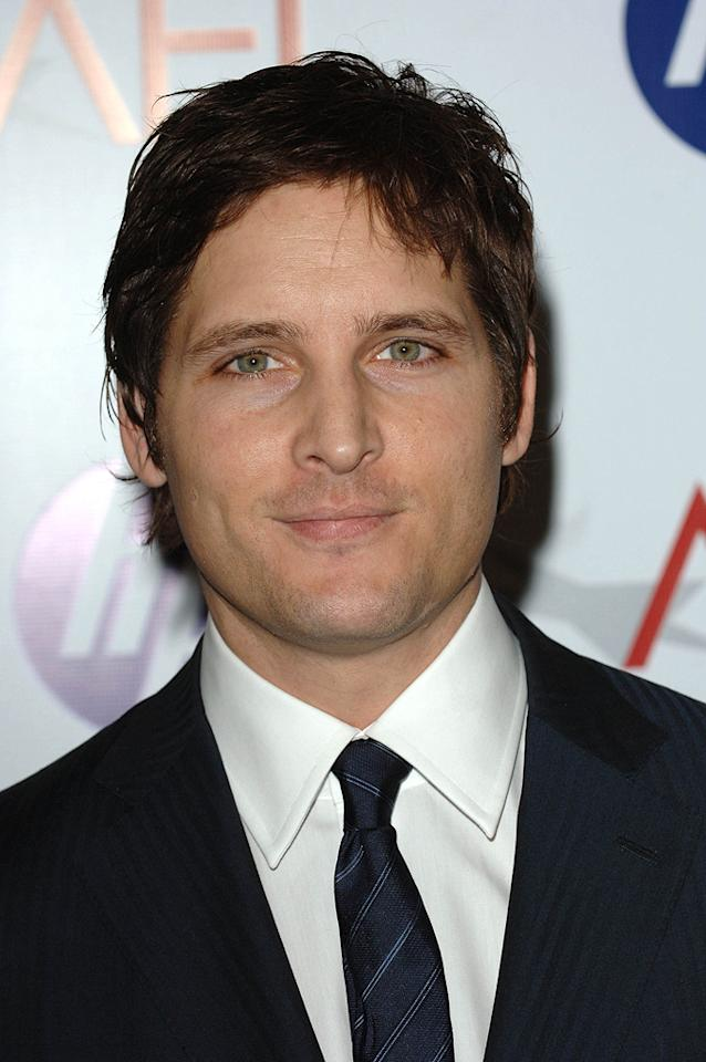 "<a href=""http://movies.yahoo.com/movie/contributor/1800018788"">Peter Facinelli</a> at the 10th Annual AFI Awards in Los Angeles - 01/15/2010"