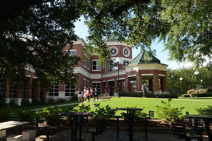Belhaven University in Jackson, Miss., is offering free online master's degree programs to full-time students amid the COVID-19 pandemic.