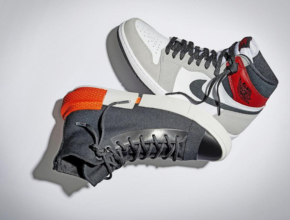 <p>Dad sneakers—the shoes boomers, Gen Xers, and millennials all wore as teens—are everywhere this fall. But where to start when it comes to buying the <em>right</em> pair this season? We have a few ideas! <br></p><p>You can never really go wrong with a solid color sneaker, which can elevate any pair of jeans and a tee. (See: On Running's sleek pair of white kicks.) On the other hand, a graphic retro style sneaker, like a pair of New Balances, can add a unique and memorable finishing touch to any look. Or you could opt for an old school hightop, like classic Converses, which can be comfortable and casual alternatives to boots if you're looking for extra coverage when the weather gets seriously cold. In any case, here are nine retro classics that will cover all your bases this fall:<br></p>