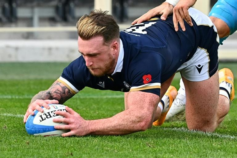 Irish ambition - Scotland captain Stuart Hogg