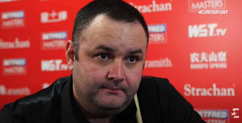 Stephen Maguire has advanced into the Welsh Open semi-finals