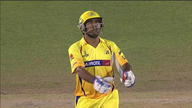 Dhoni's Innings helped Chennai win a crucial encounter