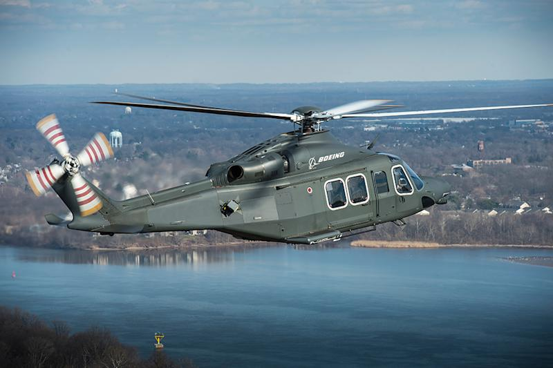 The US Air Force's UH-1N Huey replacement helicopter has a new name