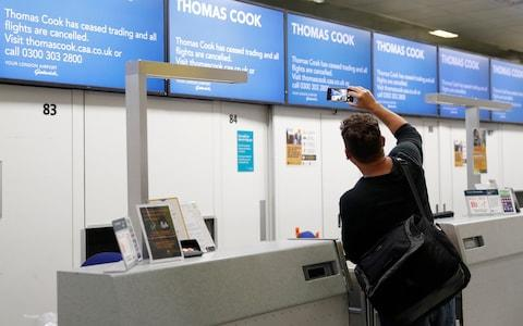 Thomas Cook - Credit: Alastair Grant/ AP