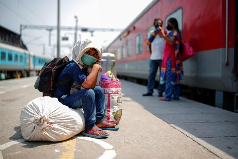 872 Railway Employees, Kin, Ex-Staffers Test Coronavirus Positive; 86 Died so far