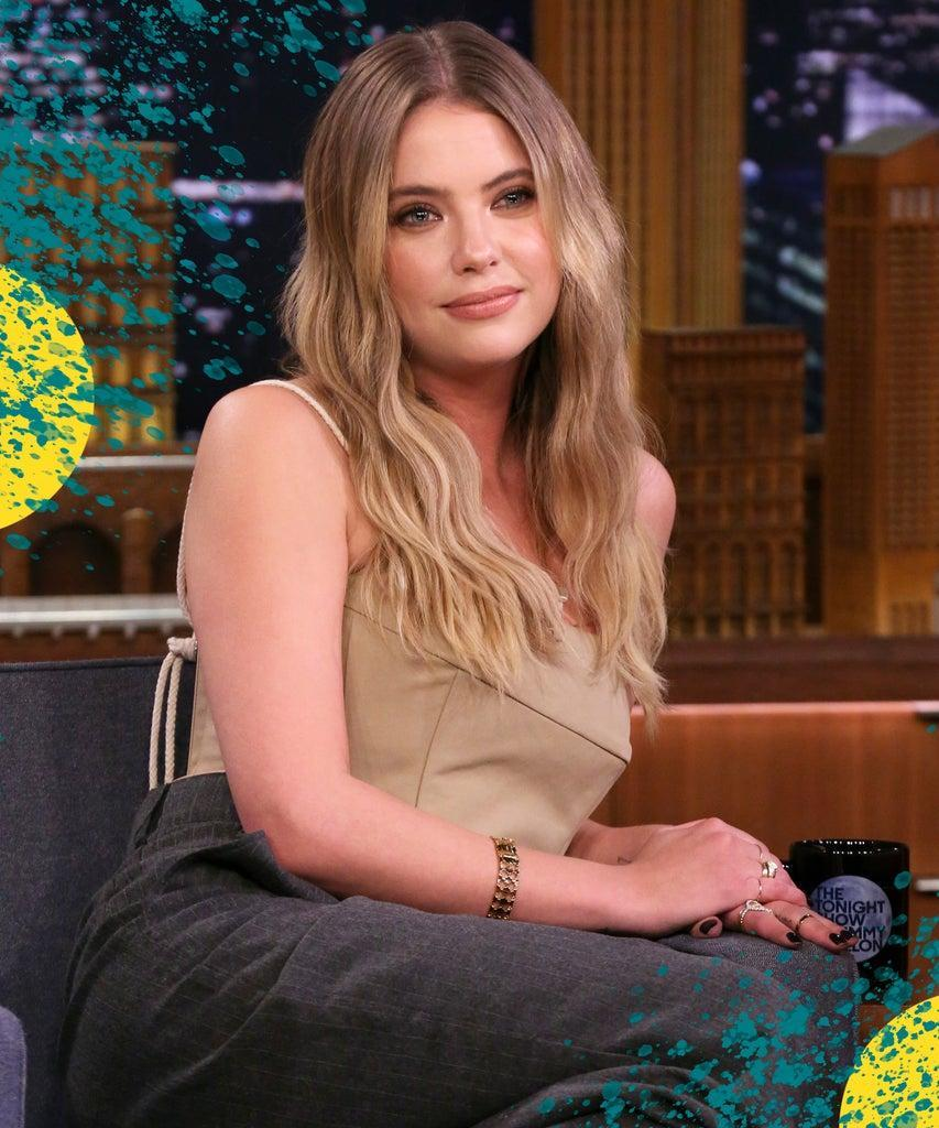 """Ashley Benson Just Debuted A """"Clavicle Bob"""" For Autumn"""