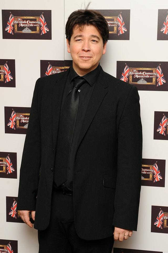 British Comedy Awards 2008 – London