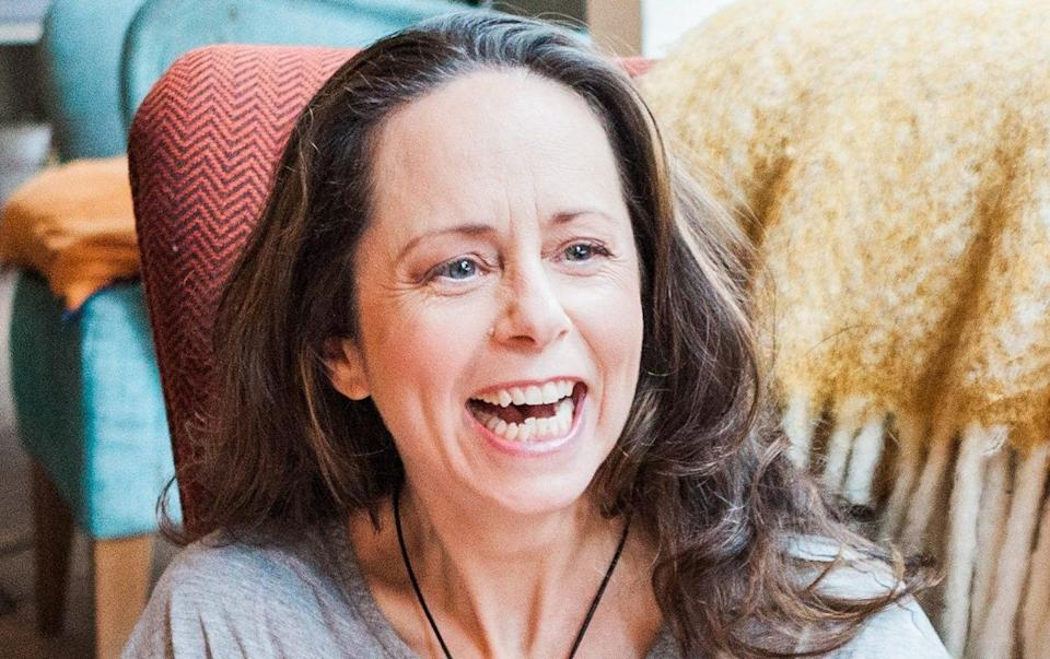 Louise now works as a naturopath and shares the lessons she learnt with other women to help them flourish too
