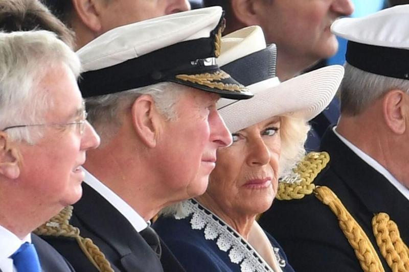 Camilla's agenda could be putting a strain on her own marriage. Photo: Getty