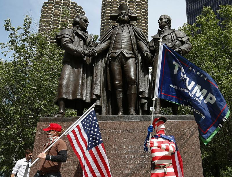 What Trump gets wrong about Confederate statues, in one chart