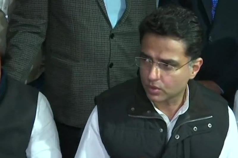 Claiming 23 MLAs on His Side, Sachin Pilot in Delhi With Loyalists As Rajasthan Crisis Alarms Congress