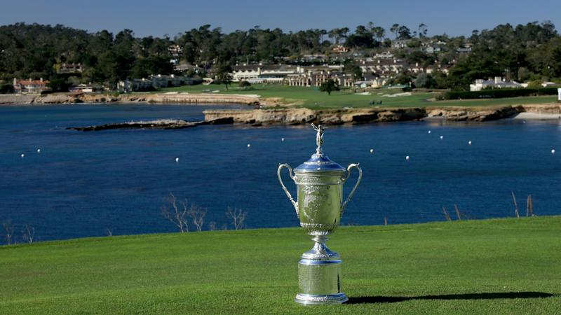 Open TV coverage: How to watch the first round at Pebble Beach