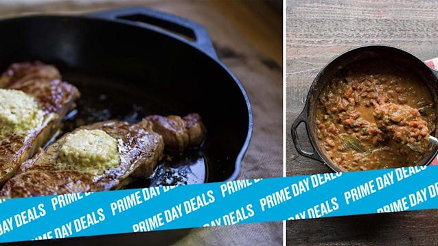 Photo Illustration by Elizabeth Brockway/The Daily Beast * Lodge Cast Iron 4-Piece Cookware Set, $70 (24% off) * Includes a skillet, round griddle, dutch oven, and a lid for the oven, preseasoned with no synthetic materials or chemicals. * Shop the rest of our other Prime Day deal picks here. Not a Prime member yet? Sign up here.Amazon seems to enjoy brands dropping new products during Prime Day and a great example right now is Lodge's new Cast Iron 4-Piece Cookware Set. Each of the four in the set is preseasoned to Lodge's specs with no synthetic materials or harmful chemicals. And while some Prime Day product launches come in at full price, you can get this set for $70, which is 24% off. | Get it on Amazon >Let Scouted guide you to the best Prime Day deals. Shop Here >Scouted is internet shopping with a pulse. Follow us on Twitter and sign up for our newsletter for even more recommendations and exclusive content. Please note that if you buy something featured in one of our posts, The Daily Beast may collect a share of sales.Read more at The Daily Beast.Got a tip? Send it to The Daily Beast hereGet our top stories in your inbox every day. Sign up now!Daily Beast Membership: Beast Inside goes deeper on the stories that matter to you. Learn more.