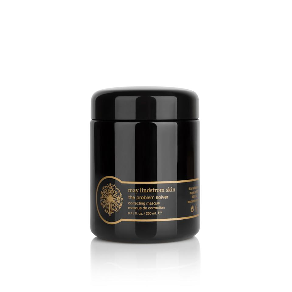 """<p><a href=""""http://maylindstrom.com/"""">May Lindstrom</a> is the perfect marriage of luxury and organics. Not only is her packaging so pretty you'll want to leave it on your bathroom counter, but her range of aptly named products actually work. Case in point: The """"The Problem Solver"""" mask contains cacao powder, bamboo charcoal, soil nutrients, spice and warming spices to invigorate the skin, leaving it soft, incredibly clean, and refreshed.</p>"""
