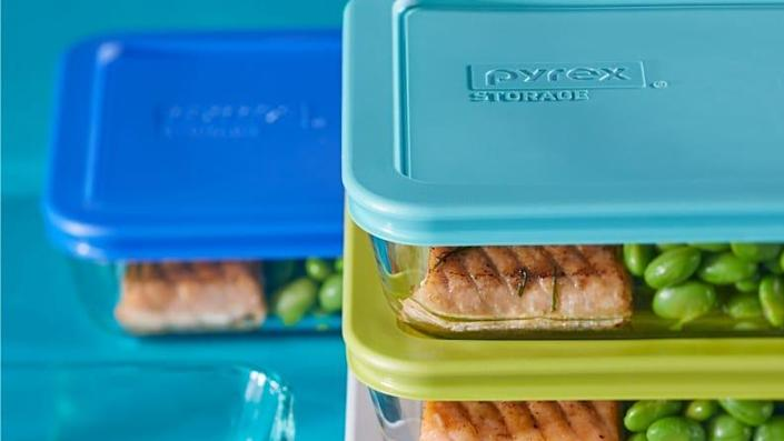Meal prep has never been easier, or more color coordinated.