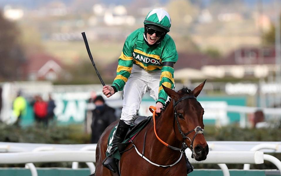 Aintree success could catapult Rachael Blackmore into group of elite earners - but racing will remain focus - REUTERS