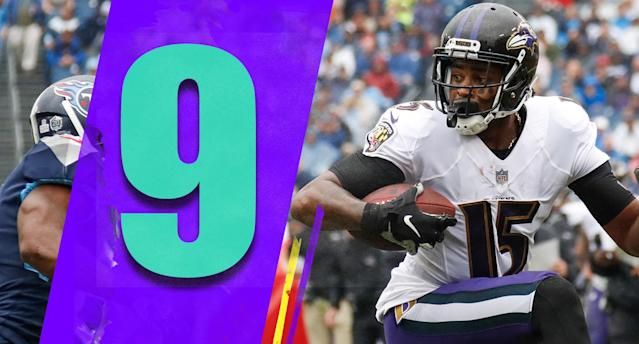 <p>The Ravens dffense gave up 34 points on a Thursday night to the Bengals. In the five other games they've allowed 3, 14, 14, 12 and 0. (Michael Crabtree) </p>