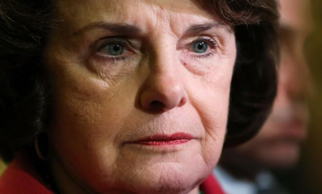 Sen. Dianne Feinstein (D-Calif.) is no stranger to gun violence: She discovered Harvey Milk's body after he was assassinated.