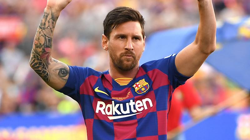 Barcelona confirm Messi is fit for Champions League opener against Dortmund