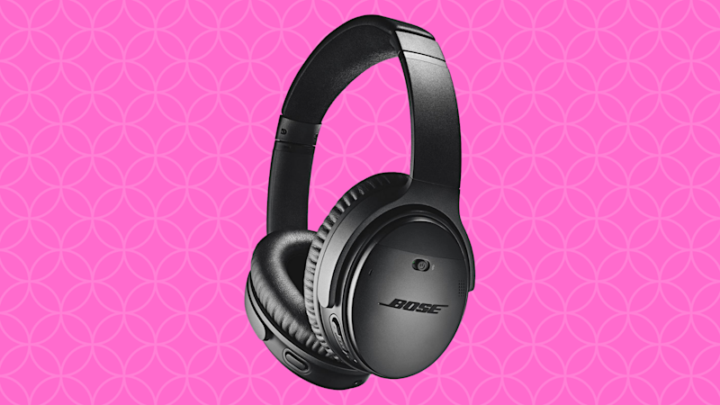 Save $50—Bose QuietComfort 35 II Wireless Bluetooth Headphones. (Photo: Amazon)
