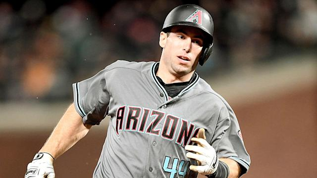 Baseball's unwritten rules called for Paul Goldschmidt to be hit by a pitch Tuesday because Buster Posey took one off the helmet the day before. The rules were followed to the invisible letter.