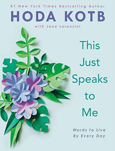 """This Just Speaks to Me,"" by Hoda Kotb (Amazon / Amazon)"