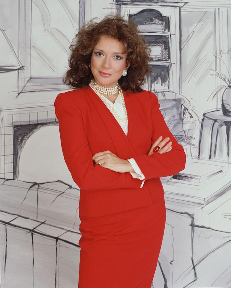 <p>Julia, played by Dixie Carter, was <em>the</em> designing woman. As the owner of Sugarbakers & Associates, a design firm she ran out of her gorgeous Atlanta home, Julia was a class act—a genteel Southern belle, sophisticated, intelligent, and outspoken when something needed said. There wasn't an episode that went by when she didn't put someone in their rightful place.</p>
