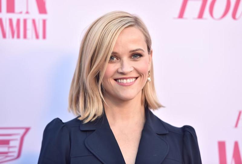 Reese Witherspoon and her daughter look like literal twins in their matching holiday outfits