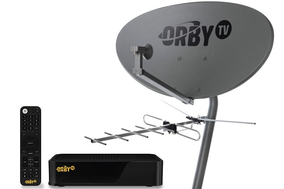 Orby TV system