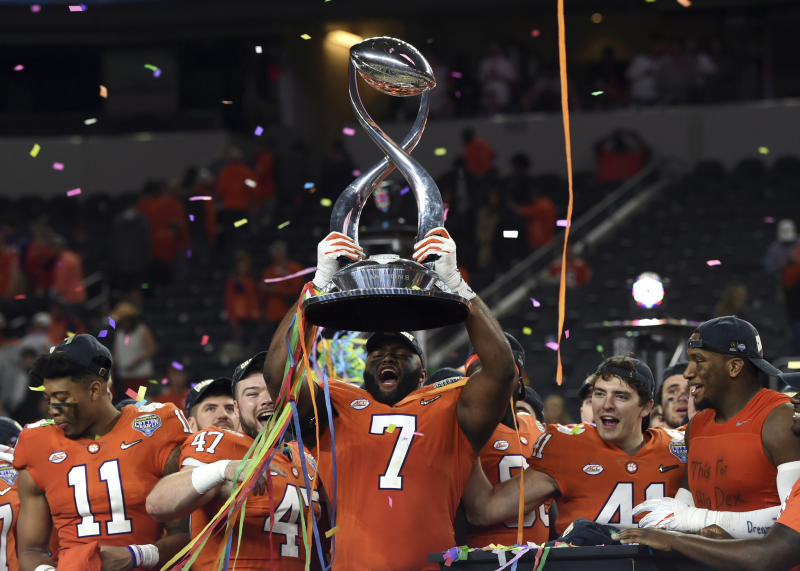 Alabama Dominates The Orange Bowl. Here's How It Happened