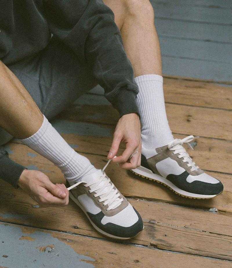 The New Sneaker Brand With a Waitlist of Hundreds