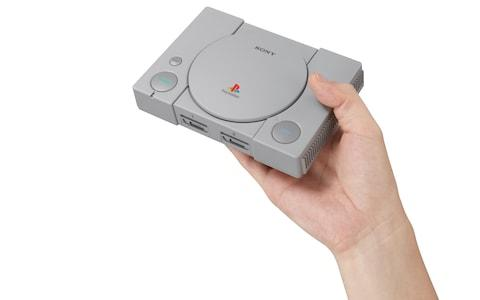 Sony PlayStation Classic console - Credit: Sony