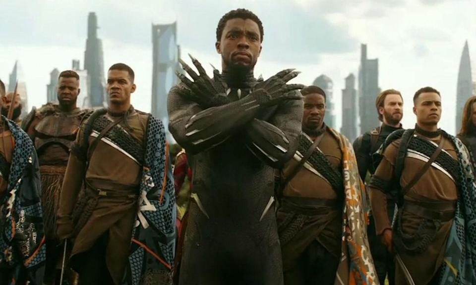 Black Panther (Credit: Marvel/Disney)