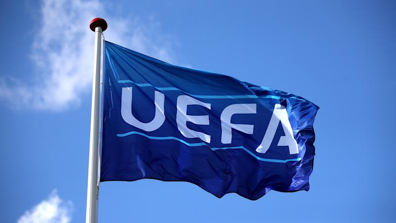 UEFA announces postponement of June's Euro 2020 play-off matches