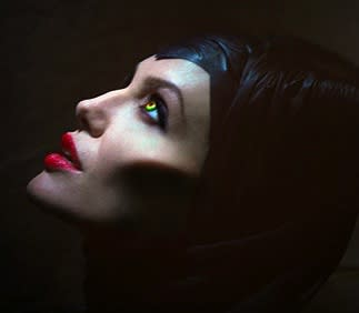 D23 Expo: Angelina Jolie Shows Up to Promote 'Maleficent' in Anaheim